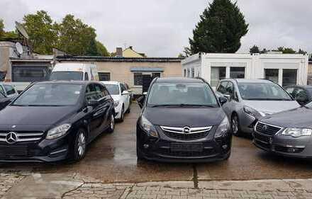 PROVISIONSFREI*** Autoplatz für 12 PKWs und 1 Bürocontainer mit 30qm...Abstand 7.000,- EUR VB***