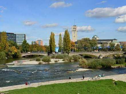 Kernsanierter Altbau und Isarnähe, Leben im Glockenbach