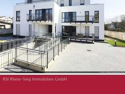 Nur noch EINE Wohnungen frei - Großzügige 4-Zimmer-Neubauwohnung in Sankt Augustin!