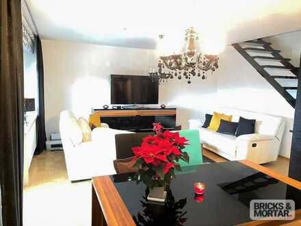 Charmante 4 Zimmer Garten-Maisonette-Wohnung mit Stellplatz und 2 Balkonen!