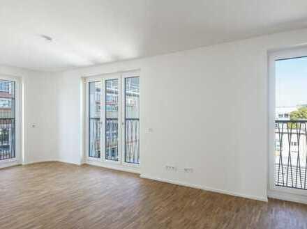 Erster Wohlstandort Frankfurt - Neubau-Erstbezug inmitten der Altstadt (Brand new flat in the heart
