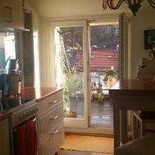 Bestlage Südstadt, helles, neu möbliertes Zimmer auf zwei Ebenen mit Hochbett und Dachterassennutzu