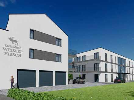 **Exklusive Neubau DG-2-Zimmer-Eigentumswohnung**