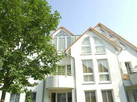 Ideal als Kapitalanlage oder zur Selbstnutzung: Frei stehende 2-ZKBB-Wohnung im Wunderburgpark!