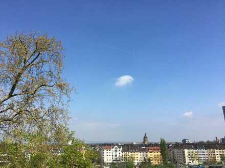 Blick über Mainz - 4 min vom Hbf - 4 Zimmer