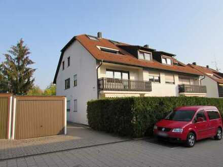 Helle und großzügige 3-Zimmerwohnung mit Süd-Balkon und Hobbyraum
