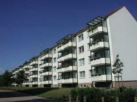 Wohnen mit Sicht in's Grüne und großzügigem Balkon