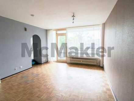 Gemütliches 1-Zimmer-Apartment mit Loggia in Düsseldorf-Garath - auch ideal als Kapitalanlage!
