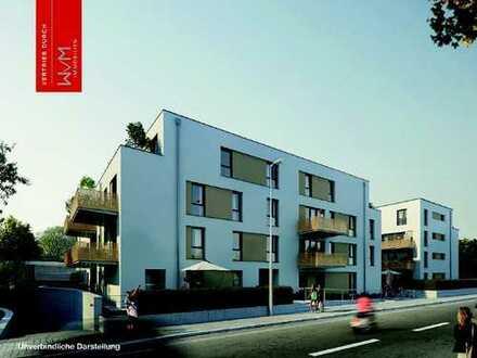 3-Zimmer-Neubauwohnung mit Garten in Merheim!