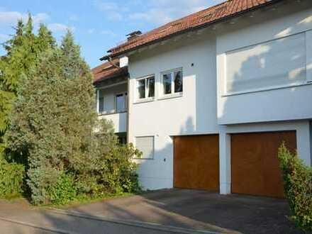 Villa-Doppelhaus mit fünf Zimmern in Bestlage von Schwäbisch Gmünd