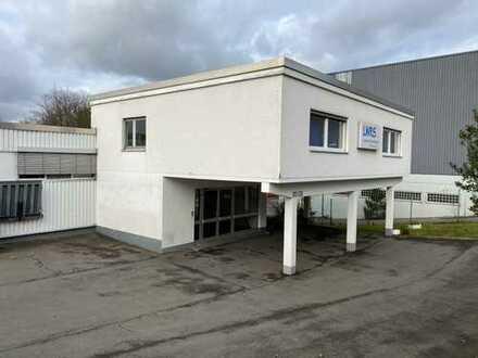 Produktions- / Lagerhalle mit Büro- und Freifläche zu vermieten
