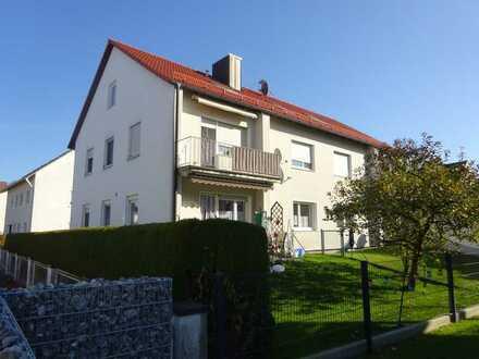 5-Zimmer-Dachgeschosswohnung - 5 Minuten zur Stadtmitte
