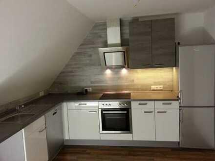 Maisonette-Wohnung 100qm, Balkon,Einbauküche, TOP