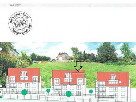 Wohnen im Neubau - schöne Maisonette-Wohnung, 2 Bäder, 2 Balkone und große Garage