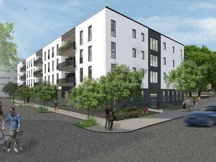 Erstbezug im Salamander-Areal: 2-Zimmerwohnung mit EBK, Balkon & TG-Stellplatz in Kornwestheim