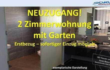Erstbezug! Ergeschosswohnung mit Terrasse in Neuburg an der Donau - Eine Immobilie von SOWA Immob...