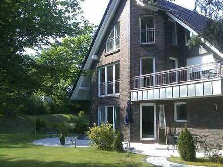 Gut geschnittene und geräumige 2-Zimmer-Südwohnung in ruhiger Lage von Lemsahl-Mellingstedt