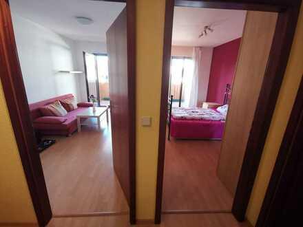 2-Zimmer Wohnung nähe HBF und Uni Mannheim möbliert ab 01.07.20