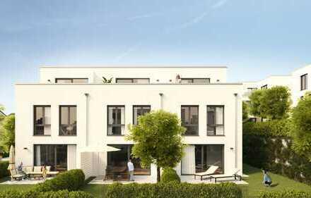 Townhaus TILL mit Dachterrasse + Blick in den Rheingau | KfW 55 | Besichtigung SO. 11-12 Uhr!