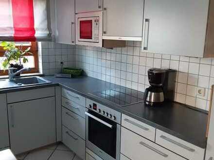 Gepflegte Wohnung mit zwei Zimmern und Balkon in Nordheim Nordhausen