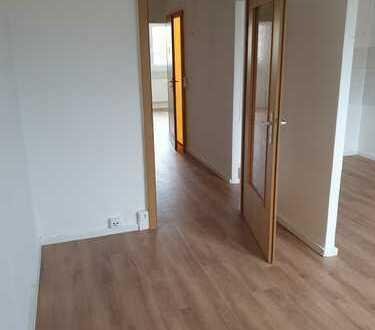 kleine 3-Zimmerwohnung im Erdgeschoss