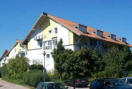 **sonnige 2-Zimmer-Wohnung mit Terrasse direkt am Naturschutzgebiet**