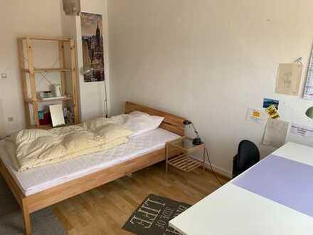 Möbliertes Zimmer 14qm 3er WG Oststadt