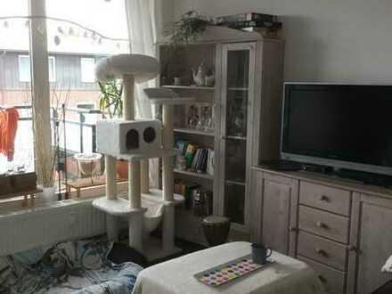 schöne 3-Zimmerwohnung im DG (Wohnberechtigungsschein erforderlich!!!)