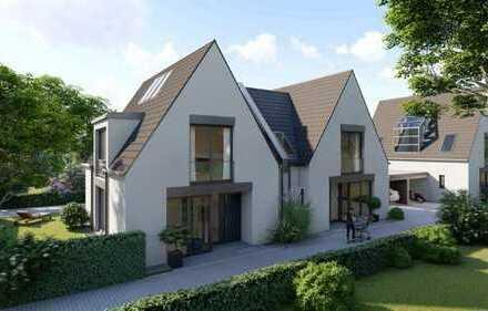 Baugrundstück für ein Doppel- oder Einfamilienhaus in Top-Lage
