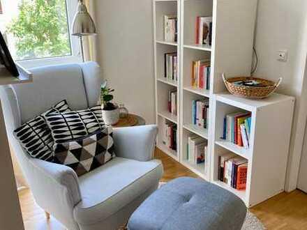 Traumwohnung mit großem Wohnzimmer und offener Küche im Neubau