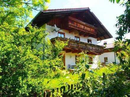 Wohnhaus in Kammer mit Einliegerwohnung und ausgebautem Dachatelier