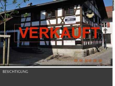 Rarität Wohn und Geschäftshaus im Zentrum von Oberstaufen