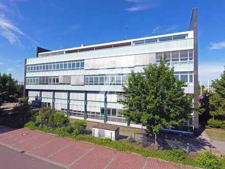 Moderne Bürofläche in der Delitzscher Straße