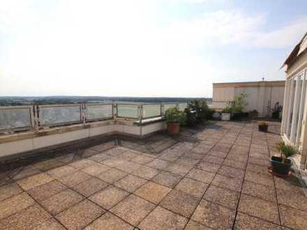 **Einzigartiges Penthouse-Projekt mit 160m² Dachterrasse**