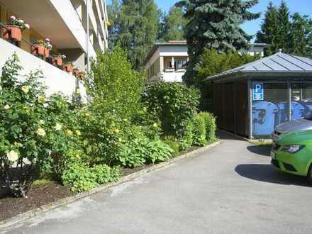 Sonnige 4-Zimmer-Penthouse Wohnung in Deggendorf