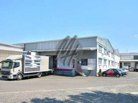 VIELSEITIG NUTZBAR ✓ TOP-LAGE ✓ Lagerflächen (1.450 m²) & Büroflächen (300 m²) zu vermieten