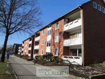 Helle 3 Zimmer-Wohnung mit Loggia in unmittelbarer Nähe zur Uni - WG geeignet!