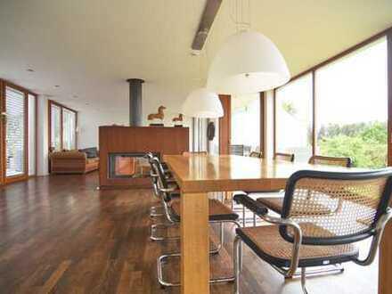 Exklusives Architektenhaus mit traumhaftem Ausblick
