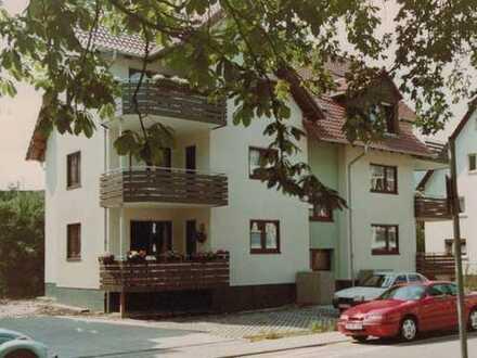Gepflegte 2-Zimmer-DG-Wohnung in beliebter Wohnlage von Eberbach