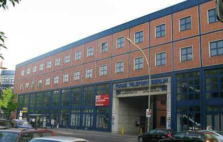 Provisionsfrei / Top Büroflächen inkl. Dachterrasse in Berlin-Tiergarten nahe Hauptbahnhof