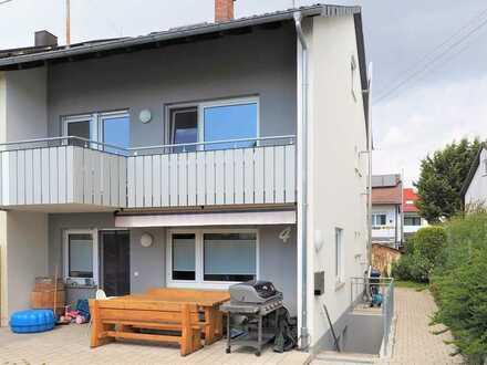 Schicke, neuwertige Doppelhaushälfte in wunderschöner Aussichtslage in Wernau