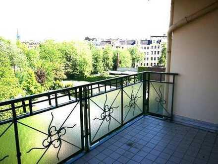 Familiengeeignete 4-Raumwohnung mit Balkon und Stellplatz/Garage