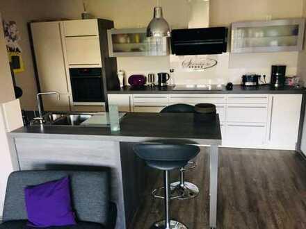 Neuwertige 2-Zimmer-Wohnung mit Balkon und Einbauküche in Ascheberg