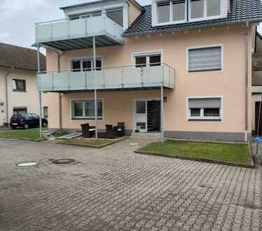Erstbezug nach Sanierung: ansprechende 3-Zimmer-Dachgeschosswohnung mit Balkon in Sinzheim