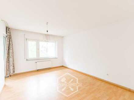 Provisionsfrei - Großzügige 3-Zimmer-Wohnung mit zwei Balkonen