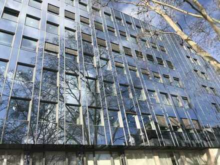 Modernes Büro im Zentrum der Stadt