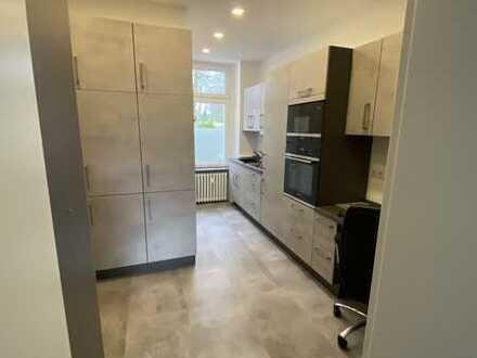 1-Zimmer-Wohnung mit moderner Einbauküche