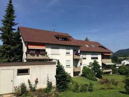 1-Zimmer-Wohnung mit kleinem Balkon