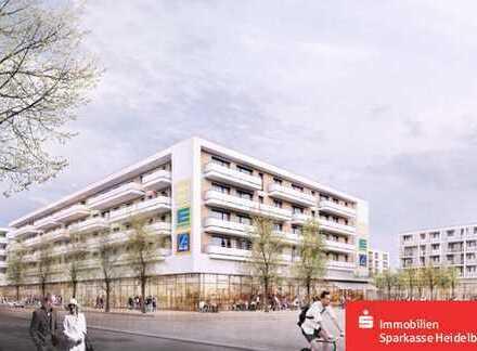 Westarkaden HD-Bahnstadt: Neubau-Ladenflächen mit hoher Besucherfrequenz
