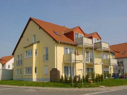 Attraktive Investition! Langjährig vermietete Dachgeschosswohnung mit Blick auf das Erzgebirge!